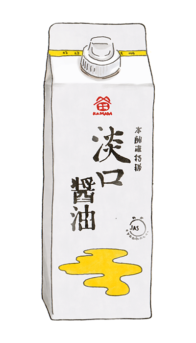 USUKUCHI LIGHT SOY SAUCE 500 ML